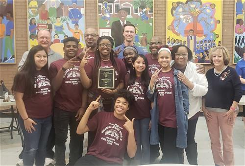 Black History Quiz Bowl Team