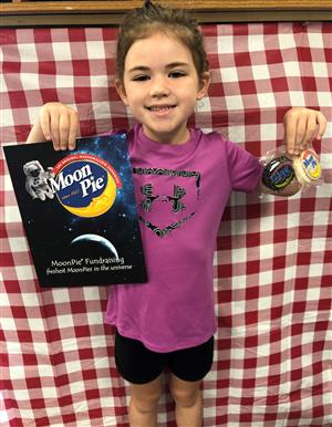 Kinsley has Moon Pies for sale!