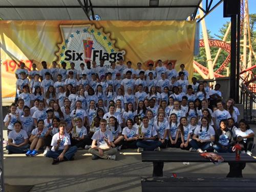 8th Grade Band and Chorus in Atlanta