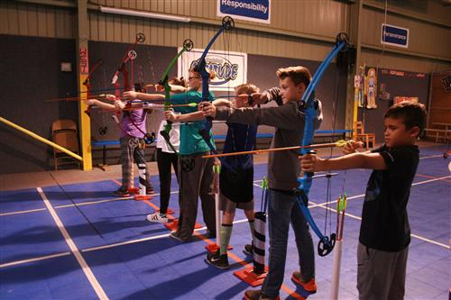 Baton archers aim for a National Title