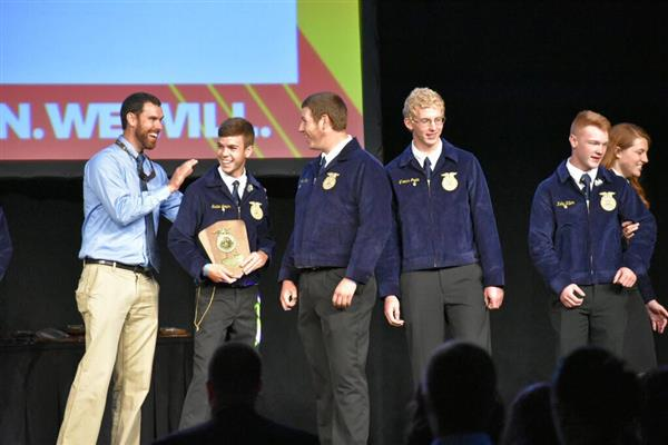 South Caldwell High Agronomy Team Wins State and Going to Nationals
