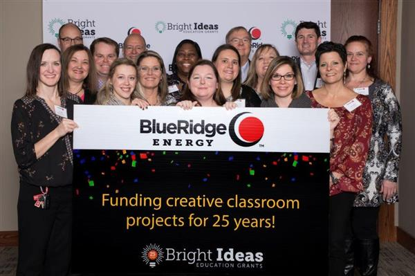 Teachers Awarded Bright Ideas Grants