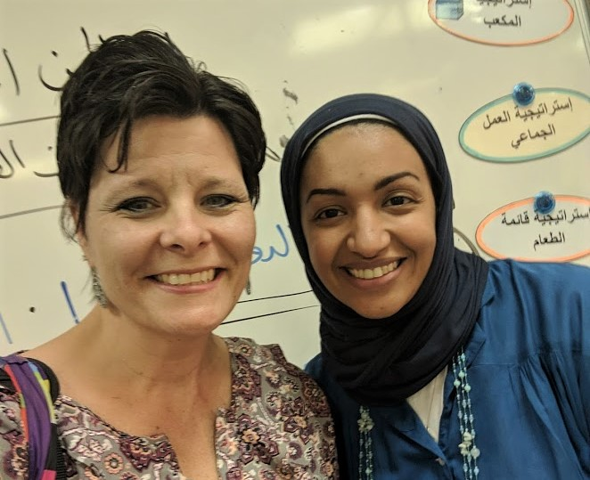 South Caldwell Teacher Selected by US Chamber to Tour Bahrain