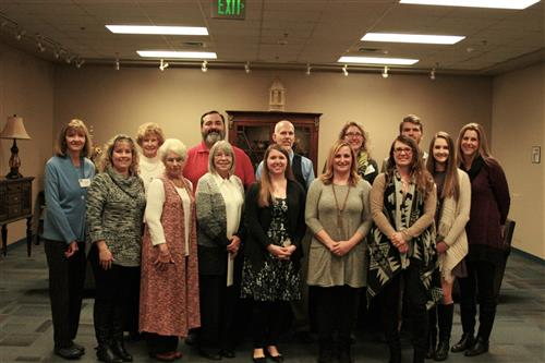 Community Ed Grant Winners