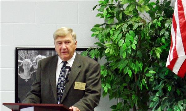 Board Chairman Elected to NCSBA Board