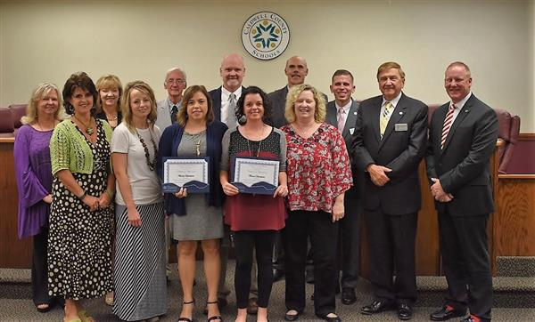 Finance Department Receives Highest Honors