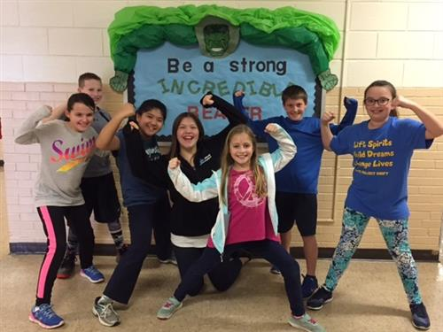 Granite Falls Elementary Students Ready to Compete for Battle of the Books