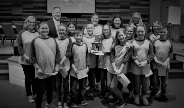 Granite Falls Elementary Team Wins 2019 Elementary Battle of the Books