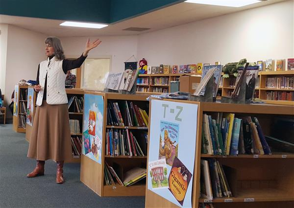 9th Annual CCS Little Read Features NC Poet