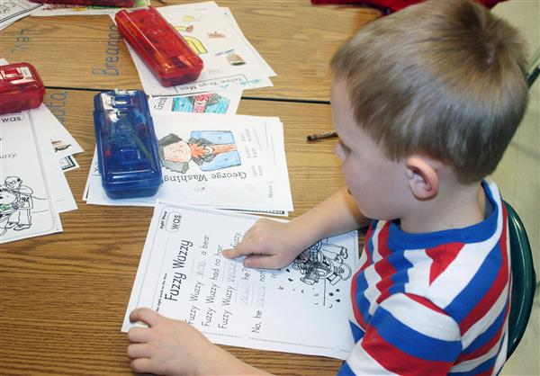 Time for parents to schedule appointments for kindergarten screening