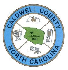 Caldwell County Seal