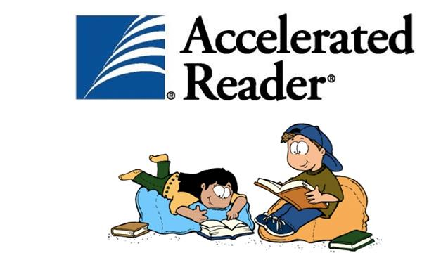 accelerated reader clipart