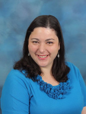 Mrs. Liz Fredrickson,  ESL Teacher