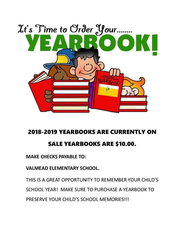 Yearbooks are on Sale!