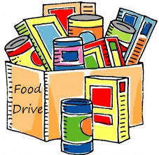 Can Food Drive - December 3rd - 16th