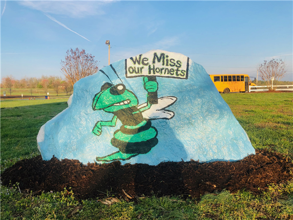 We Miss Our Hornets!