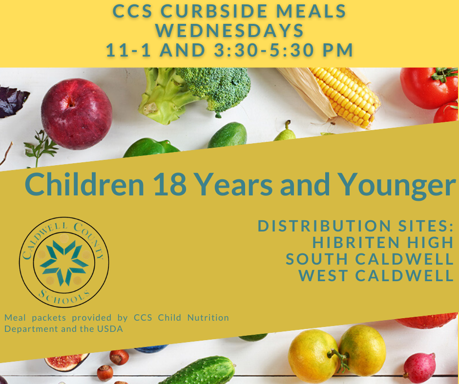 Curbside Meals for Children