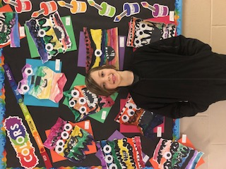 2018 Caldwell County Kaleidoscope Art Winner