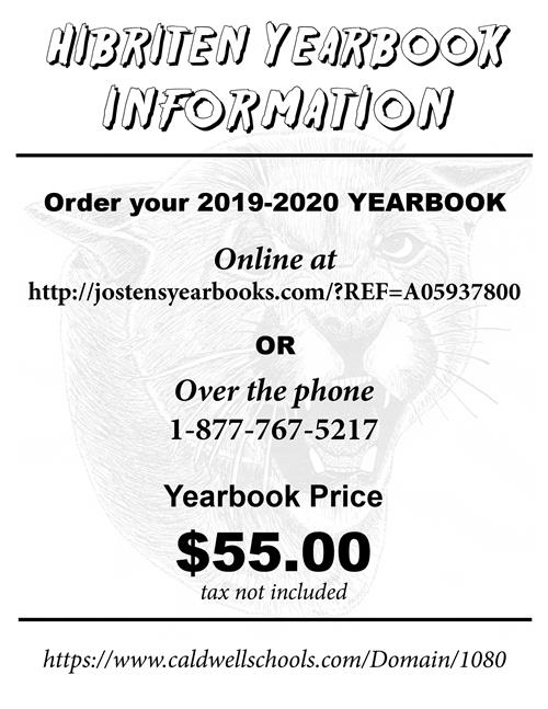 Yearbook Price Info